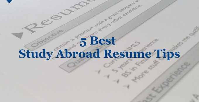 5-best-study-abroad-resume-tips-leader